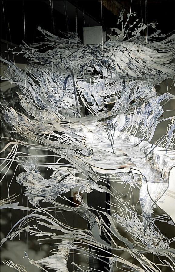 Endemic Drawing, 2007