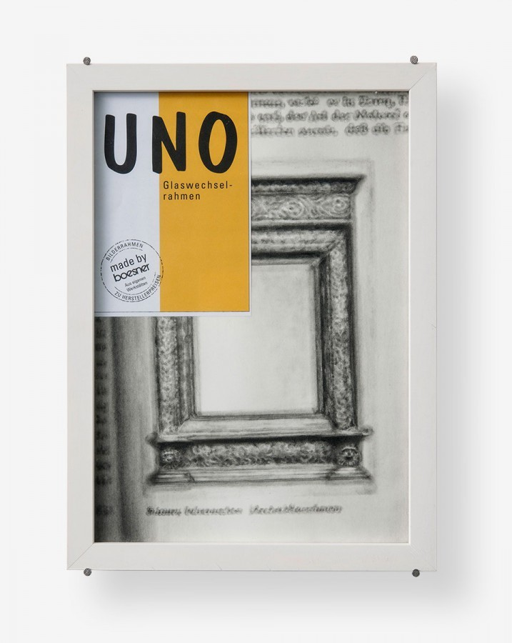 Uno-Glaswechselrahmen, 2014