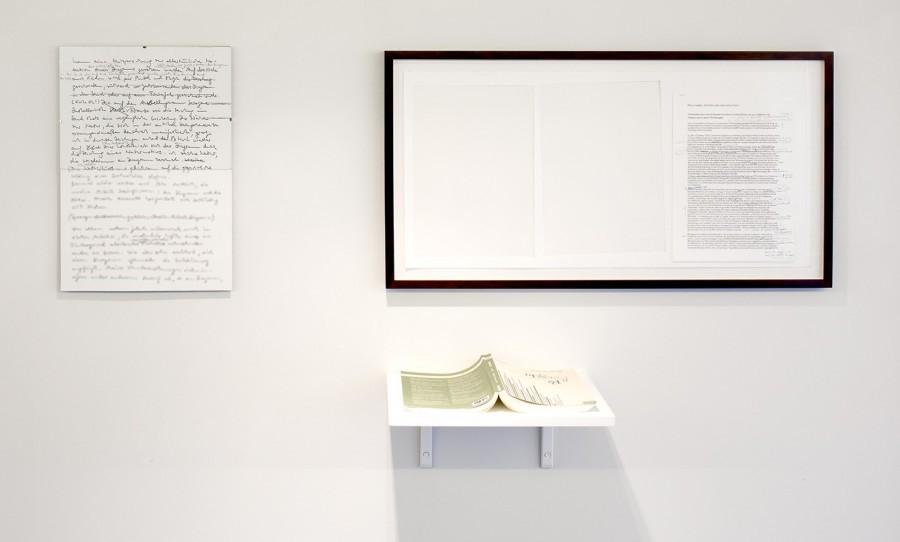 Notat (unscharf), Art Theory und Art Practice, Journal