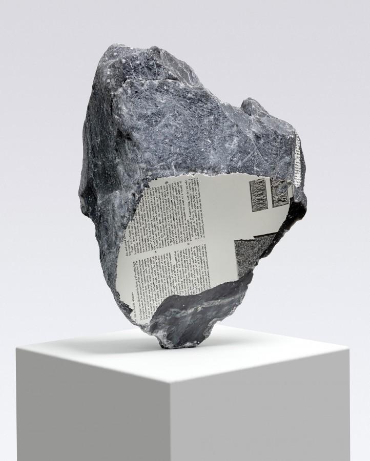 Cuneiform, 2018 (Back)