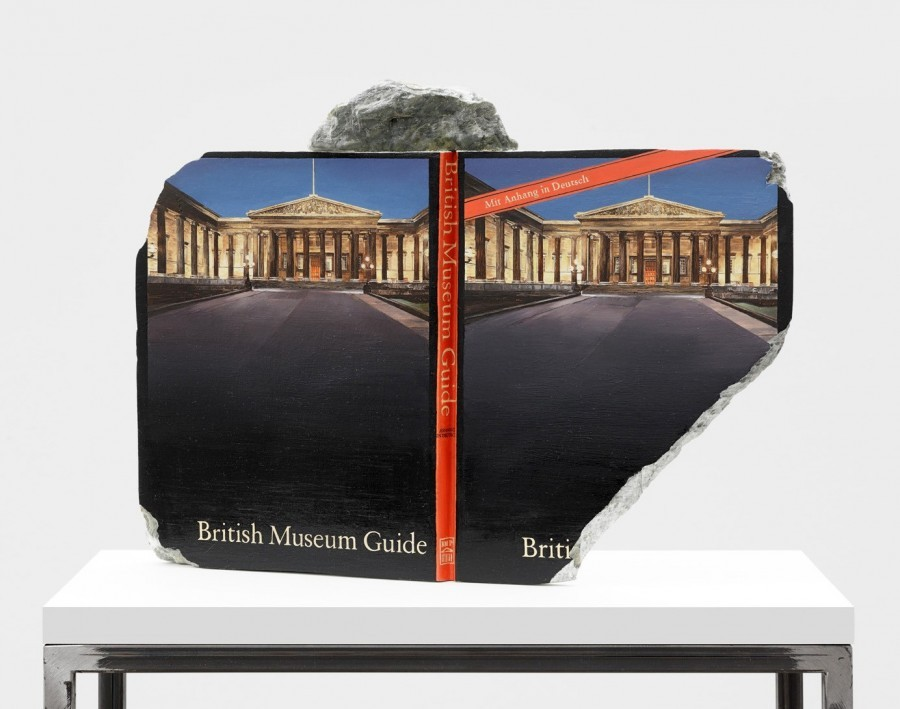 Kritisch Museum Guide, 2019 (Front)
