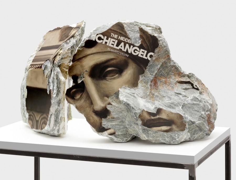 Hidden Michelangelo, 2019 (Front)