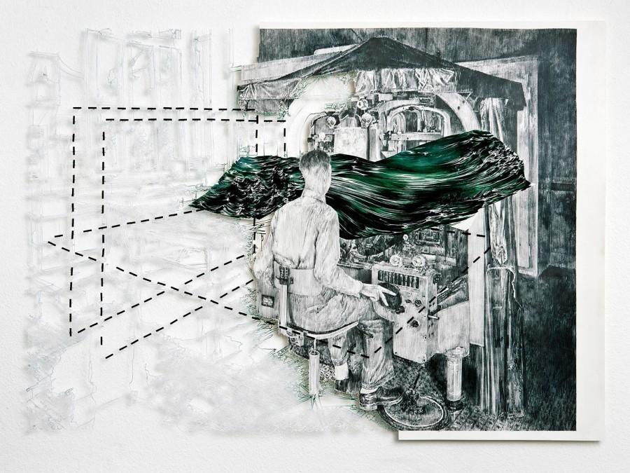 Dafür müssen Zeichnung und Text getrennt sein, 2010